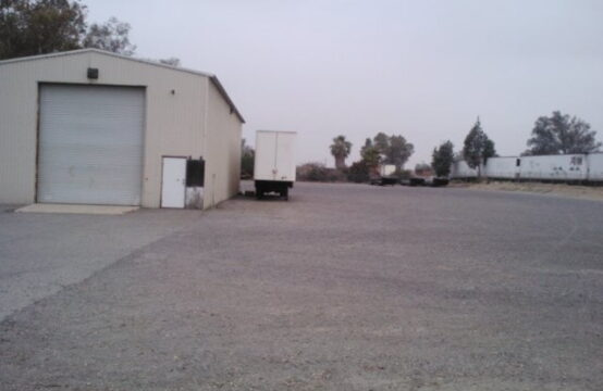 Truck Terminal For Lease | Fontana