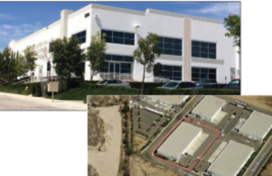 +/- 68,000 s.f. Warehouse For Sale or Lease Jurupa Valley