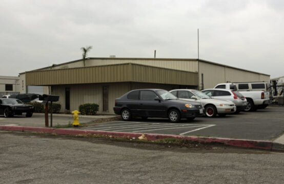 Warehouse For Lease – Fontana