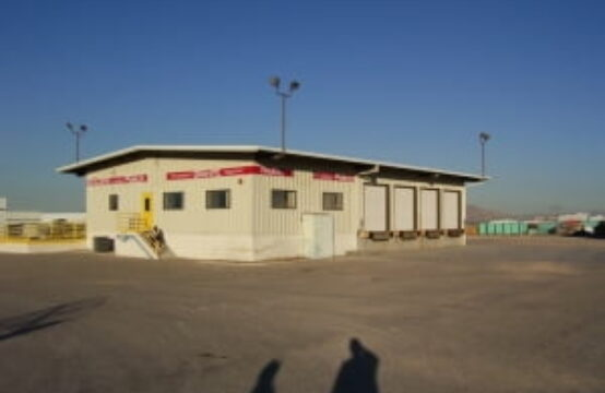 Cross Dock Facility on 3 acres – Inland Empire