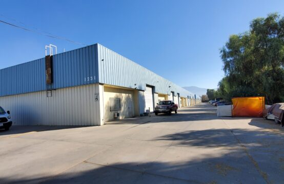 warehouse for lease san jacinto, ca