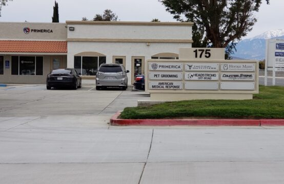 Office for Lease Hemet, CA