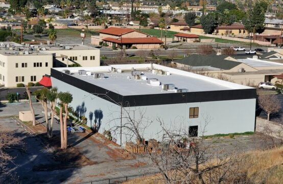 Warehouse for Sale San Bernardino Exterior
