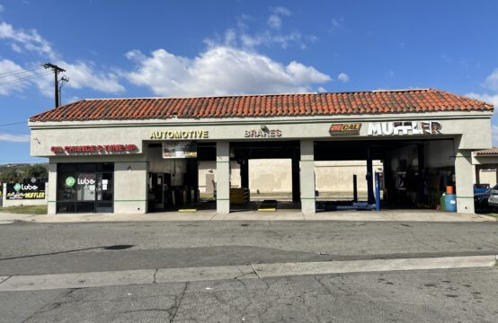 Service Station for Sale Riverside CA Exterior 2